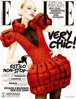 Elle Brasil (cover)