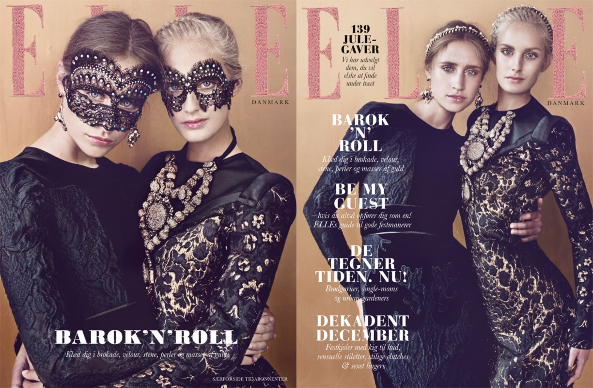 Elle Netherlands Cover