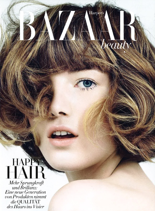 Harper´s Bazaar Beauty