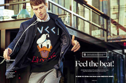 VIP Magazine - ph. Fred Othero