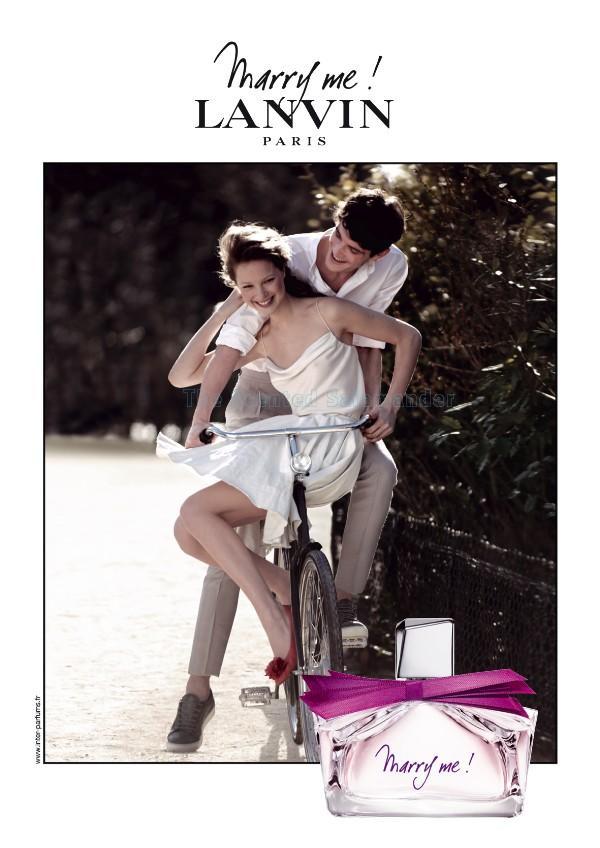 Lanvin Marry me! Fragrance ph. David Bellemere