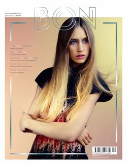 Bon Magazine Cover