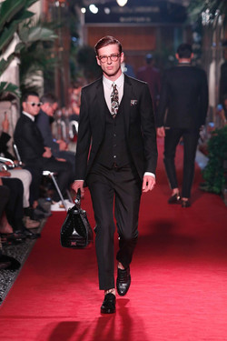 Dolce & Gabbana Sartoria SS18_Milano Moda Uomo