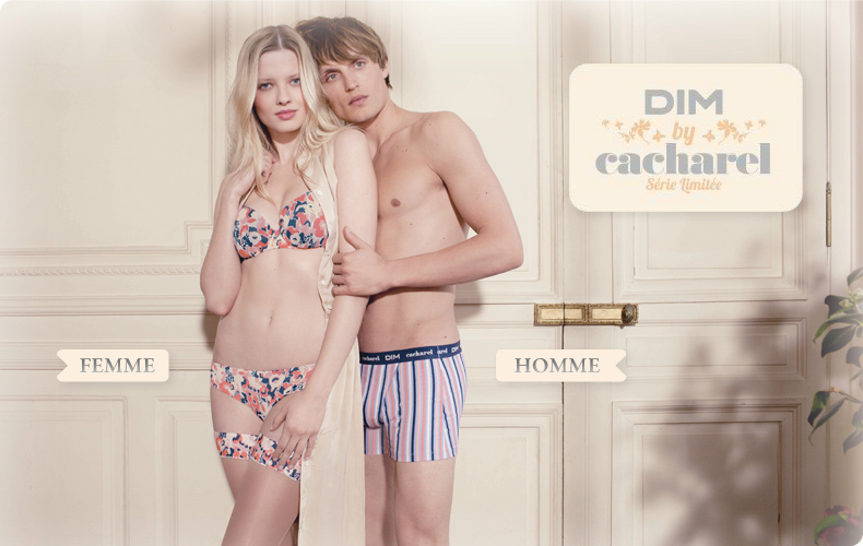 DIM by Cacharel underwear