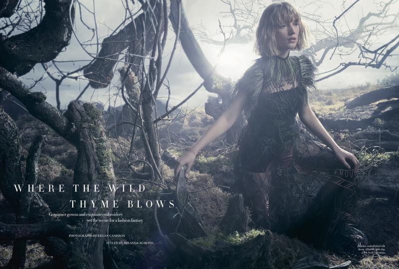 Harper's Bazaar UK - May.16