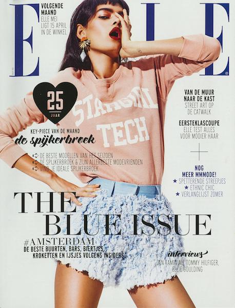 Elle Netherlands - Cover