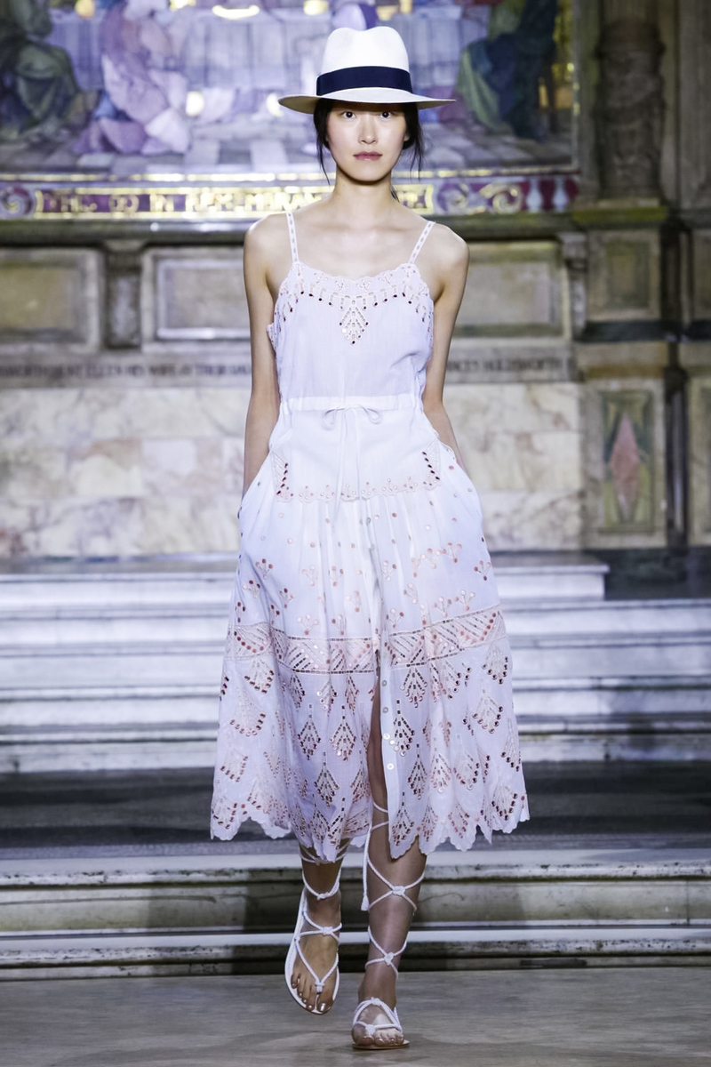 Temperley London SS 2016 _ London