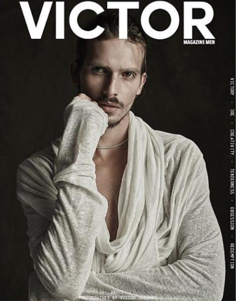 Victor Magazine (cover)