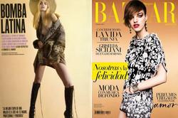 Harper´s Bazaar Argentina (cover)