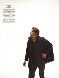 Bruce for FUDGE Magazine TOKYO (5)