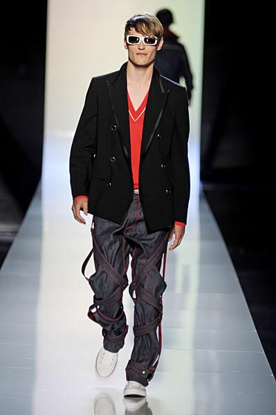 Jean Paul Gaultier SS 2010