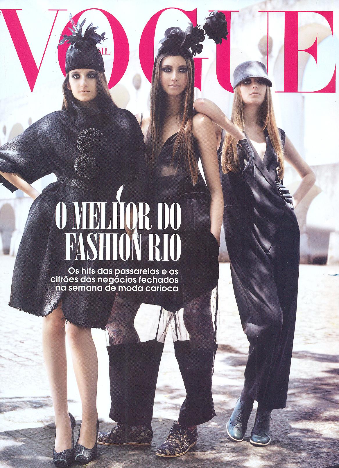 Caroline Demarqui (20) Vogue Brasil (cov