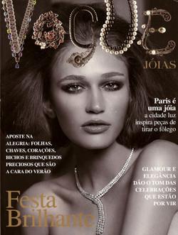 Vogue Jewlery Brasil (cover)