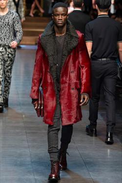 Dolce & Gabbana FW 15 Milan