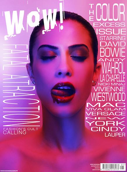 Wow Magazine Cover