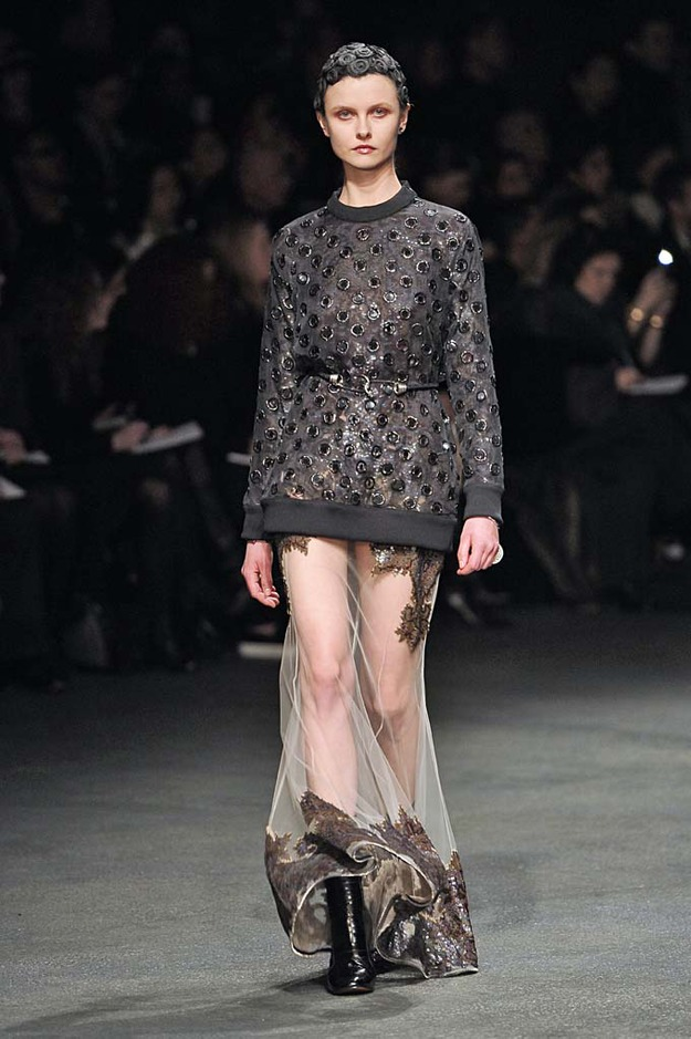 Givenchy FW 13 Paris