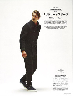 Bruce for FUDGE Magazine TOKYO (2)