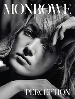 Monrowe Magazine Dec 2015 Cover
