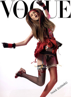 Vogue Brasil (cover) | ABEST Issue