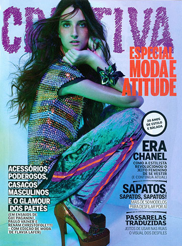 Criativa Magazine (cover)