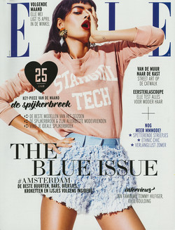 Elle Netherlands May 2014 (Cover)