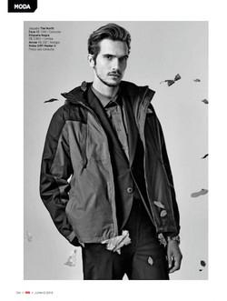 GQ Magazine Brasil - Jun.15