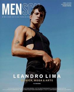 Mensch Magazine (Cover)