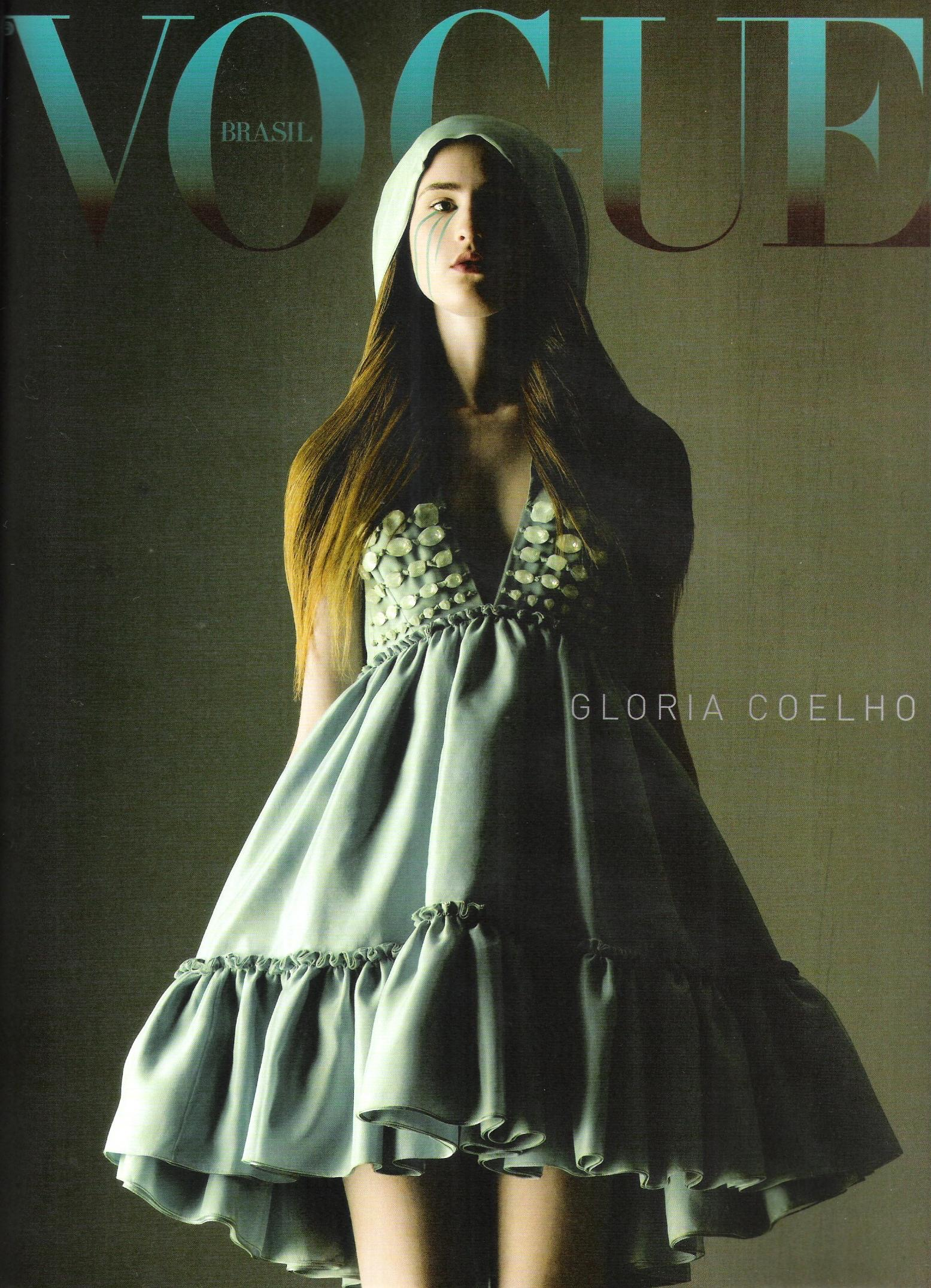 Vogue Brasil (cover) | ABEST Issue
