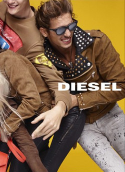 Diesel Campaign by Nicola Formichetti - ph. Nick Knight