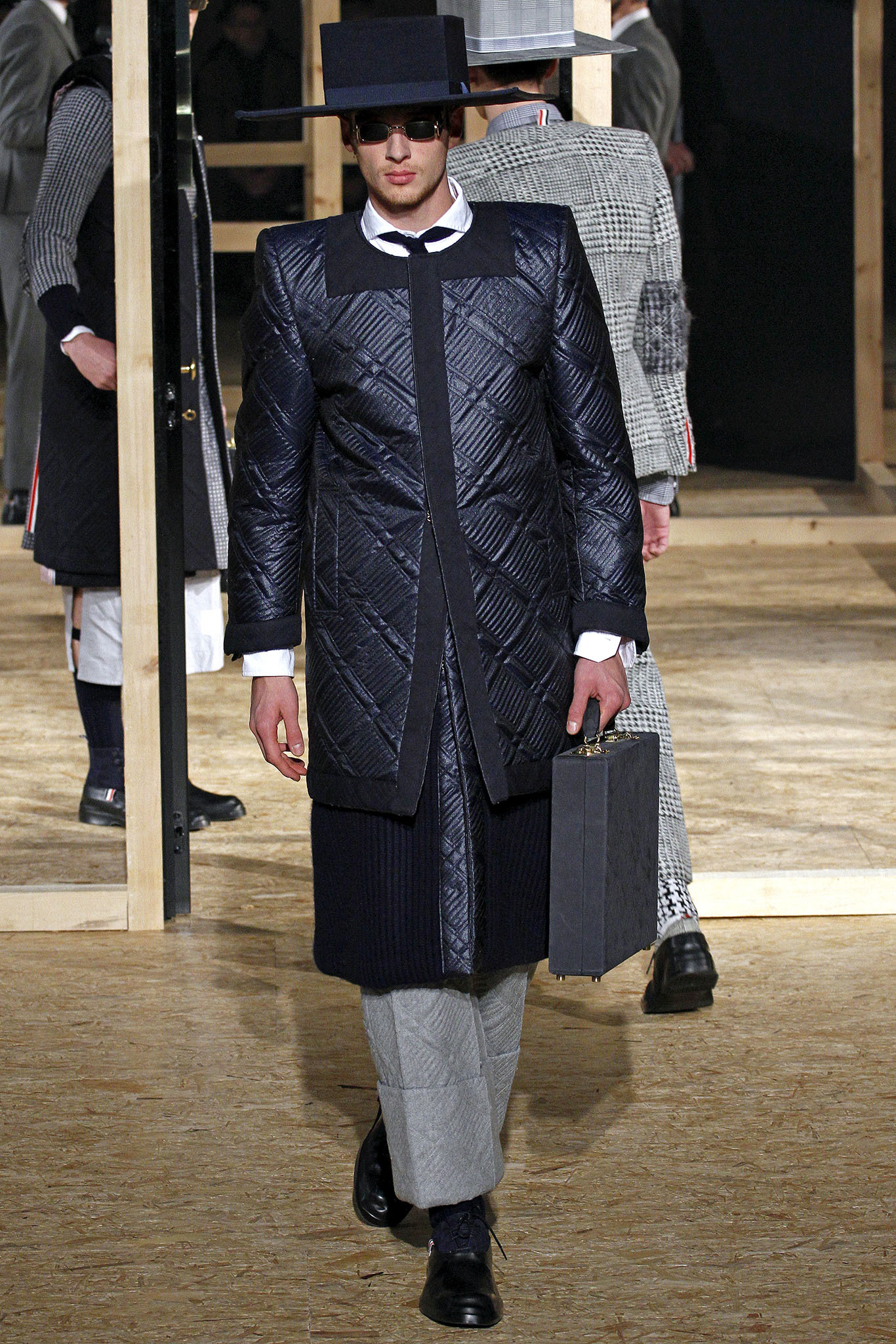 Thom Browne FW 13.14 Paris