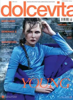Dolce Vita Mag. cover