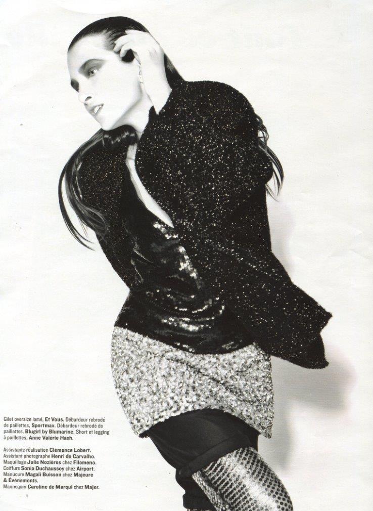Grazia France Magazine