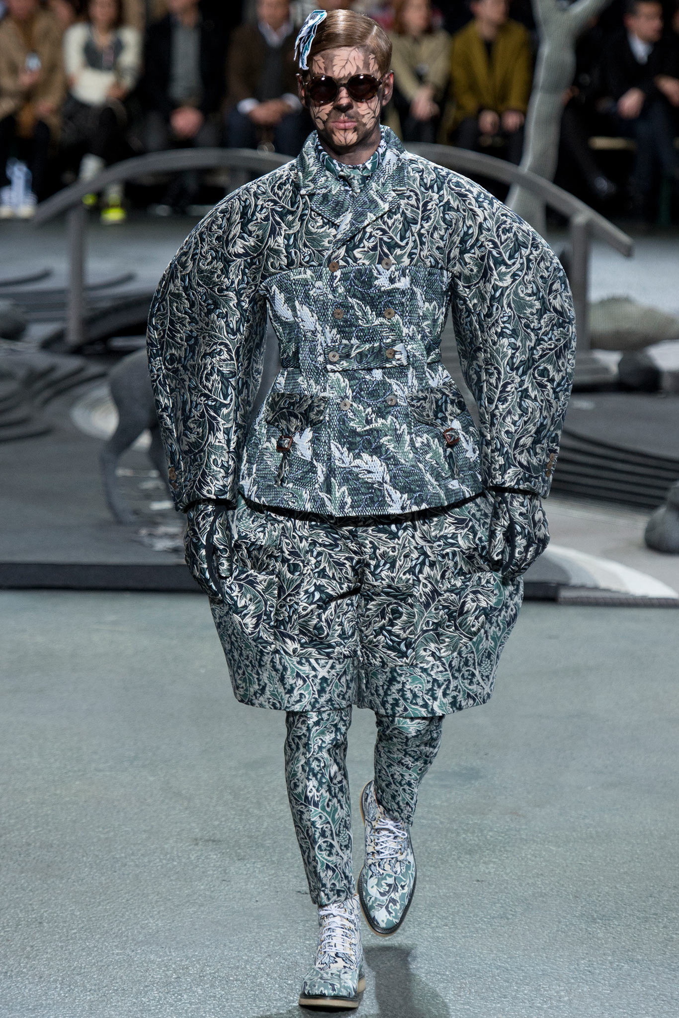 Thom Browne FW 14.15 Paris (1)