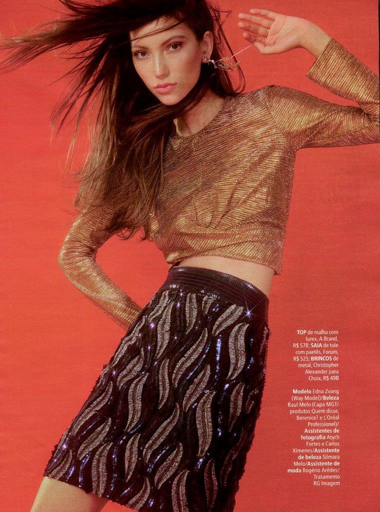 Claudia Magazine Brasil