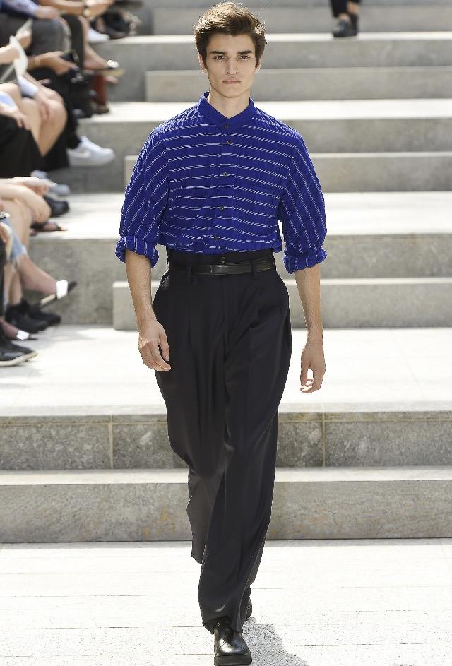 Issey Miyake SS18_Paris Fashion Week Men (3)