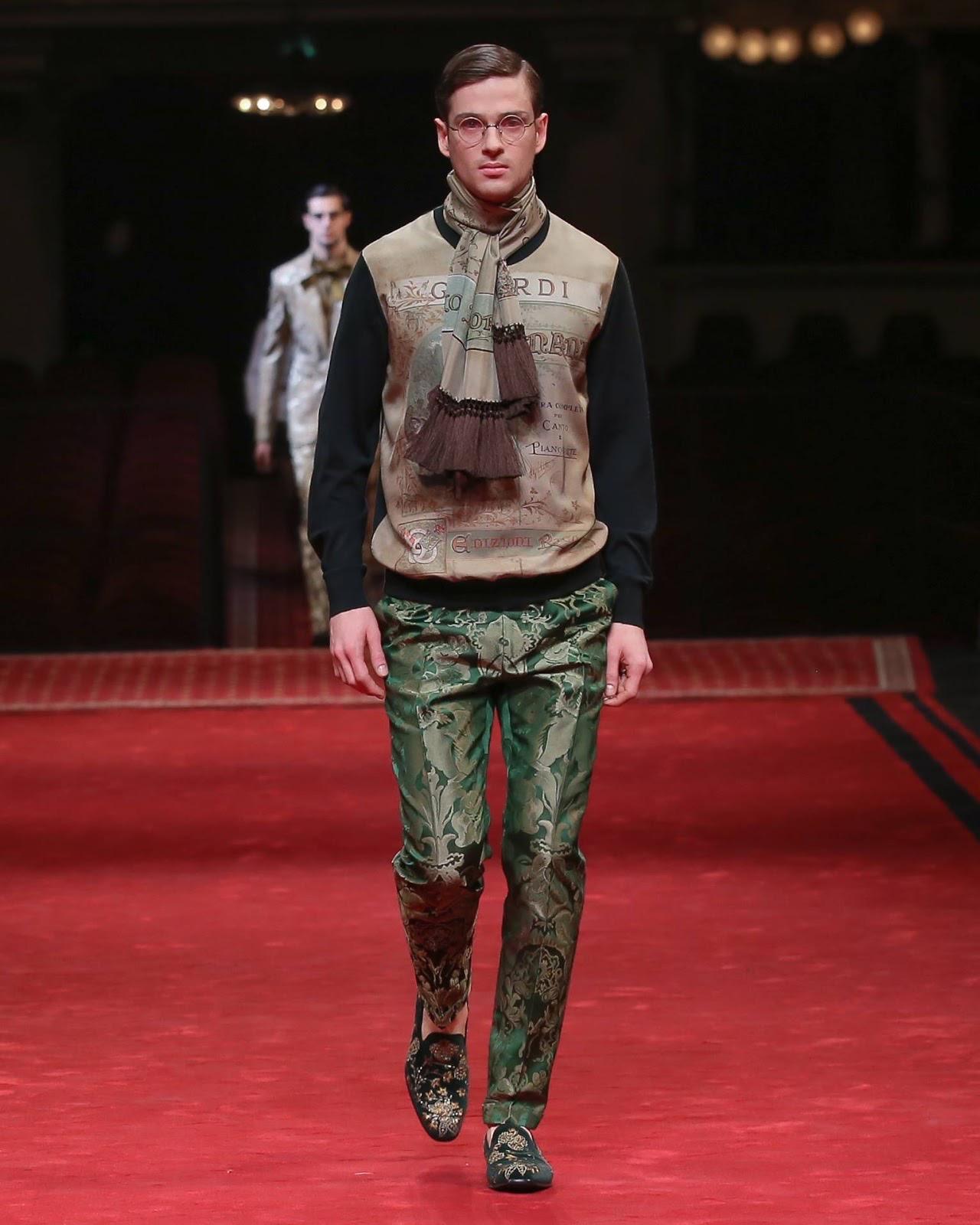 Dolce & Gabbana SS17 Alta Sartoria