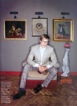 MONSIEUR Magazine Ph NICOLAS VALOIS