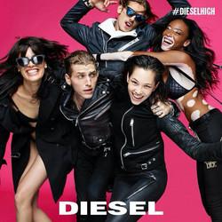 Diesel Campaign by Nicola Formichetti - ph. Nick Knight