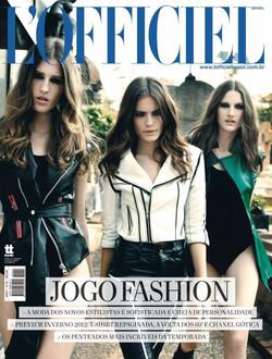 L'Officiel Brasil (cover)