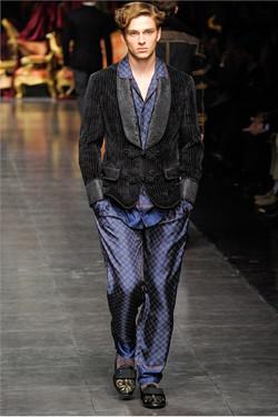 Dolce&Gabbana FW 2012 Milan