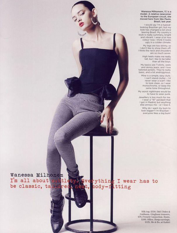 Vogue UK Magazine