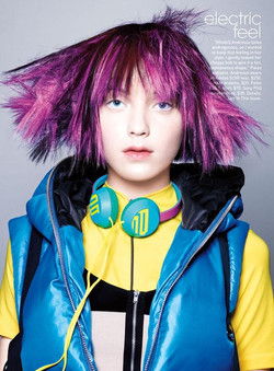 Teen Vogue - ph. Jason Kibbler