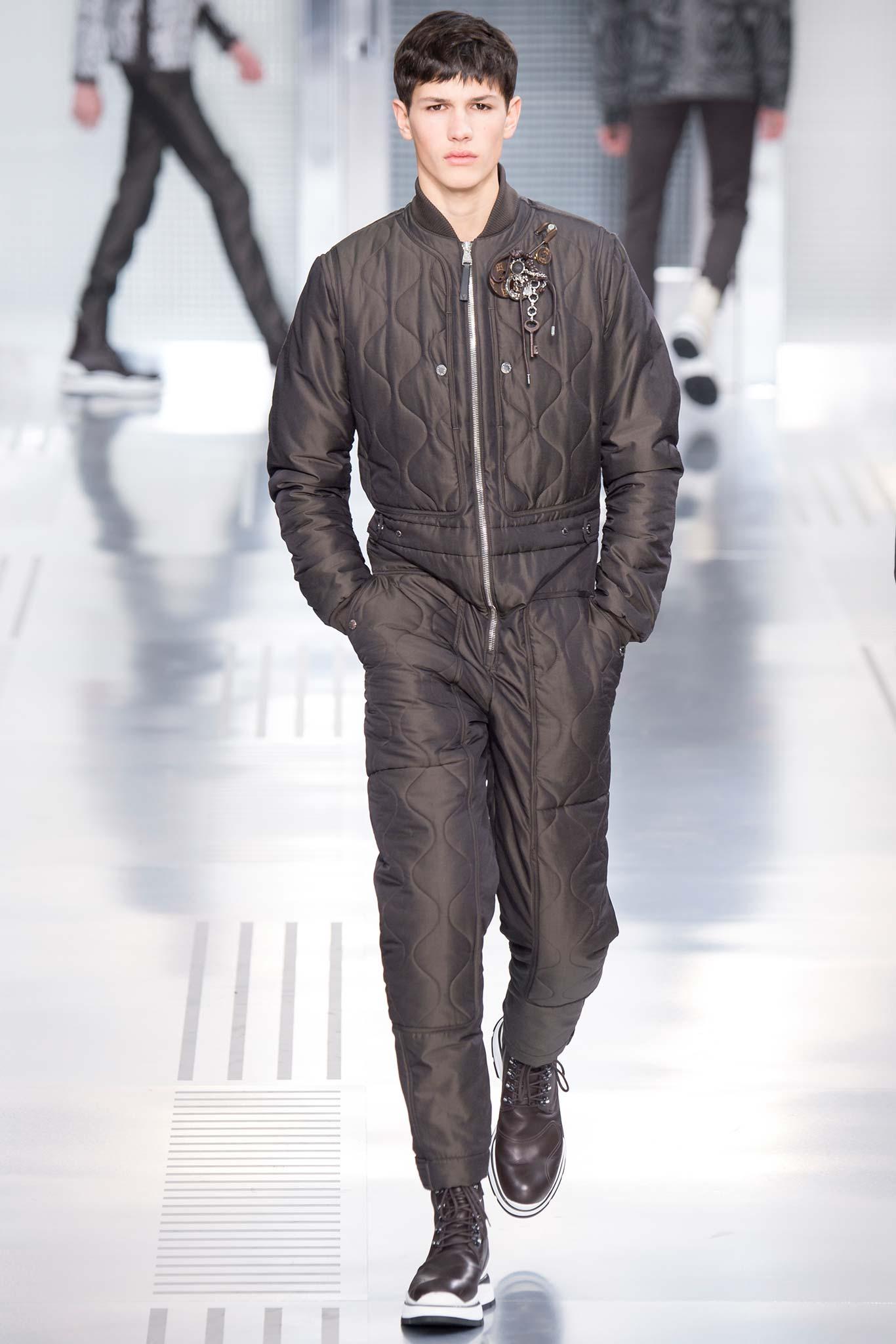 Louis Vuitton FW15 Paris