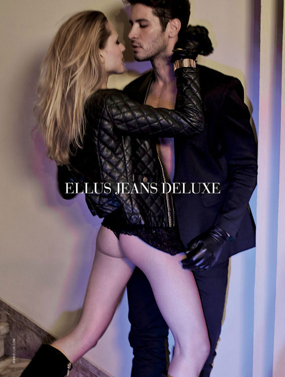 Ellus Jeans Deluxe ads