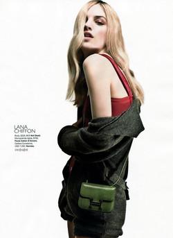 Harper´s Bazaar Argentina May2011