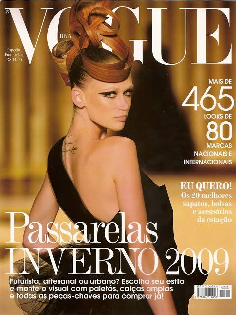Vogue Brasil (cover)
