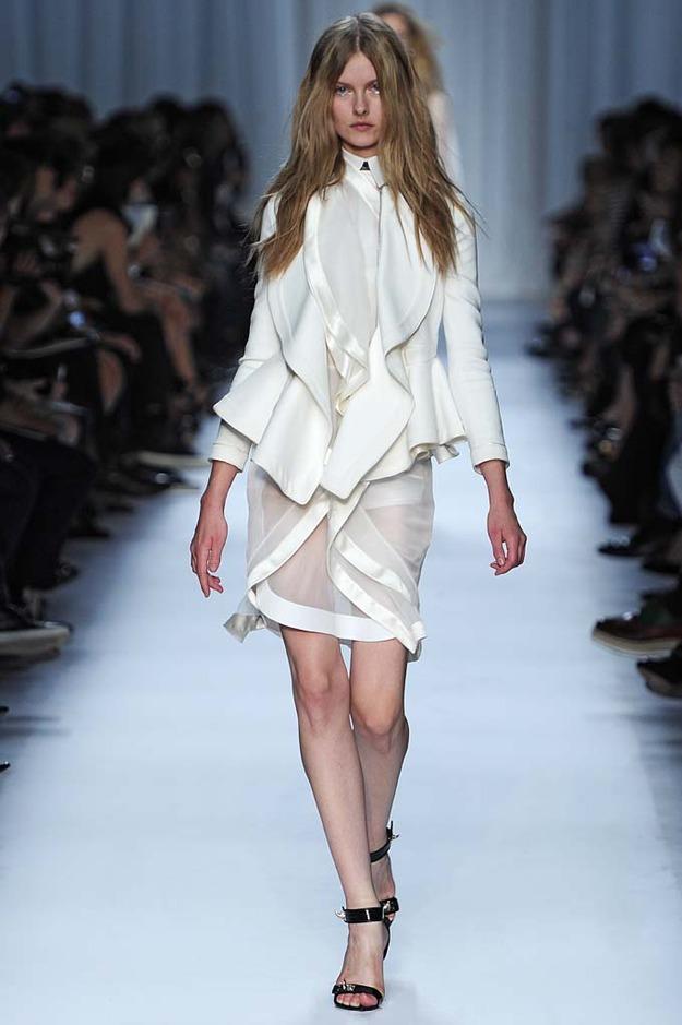 Givenchy SS 12 Paris
