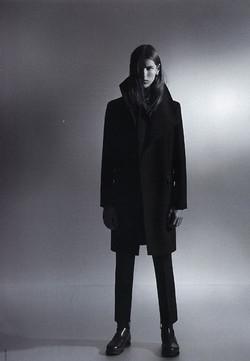Dior Homme Ads - ph. Karl Lagerfeld