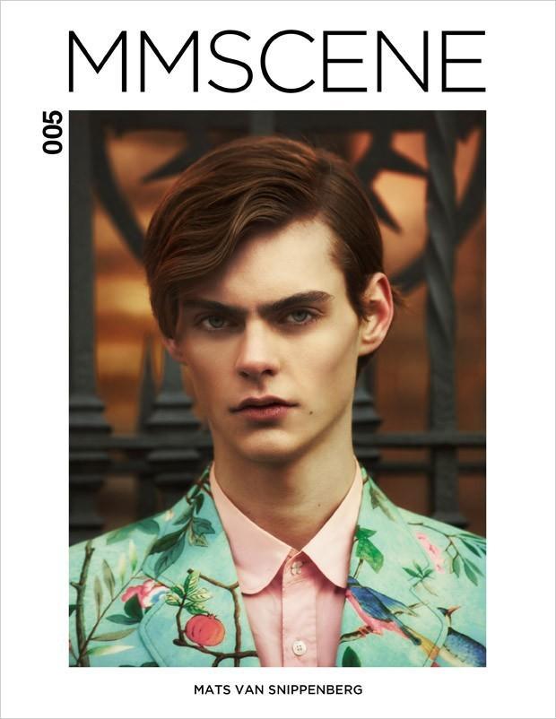 D'Scene Magazine cover