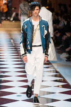 Dolce & Gabbana SS17 Milan